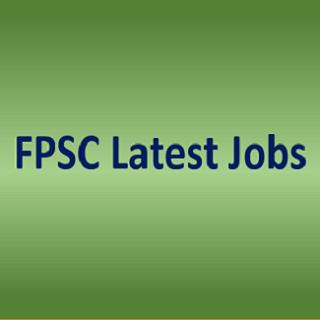 FPSC Latest Jobs online apply