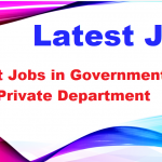 New Govt Jobs in Pakistan check and online apply.