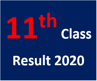 11th Class Result 2020 - Inter HSSC 1st Year Result 2020
