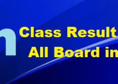12th Class Result 2020 – HSSC FA FSc ICS ICOM 2nd Year Result 2020