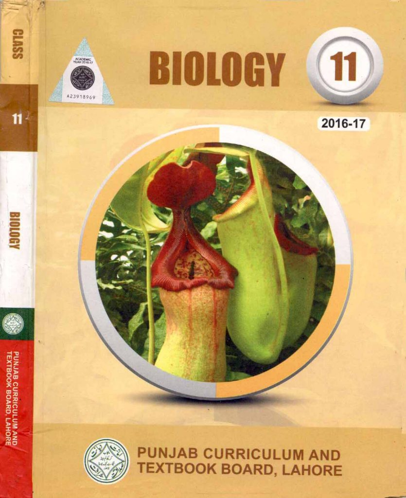 11th Class Biology Notes for FSc Part 1 free download