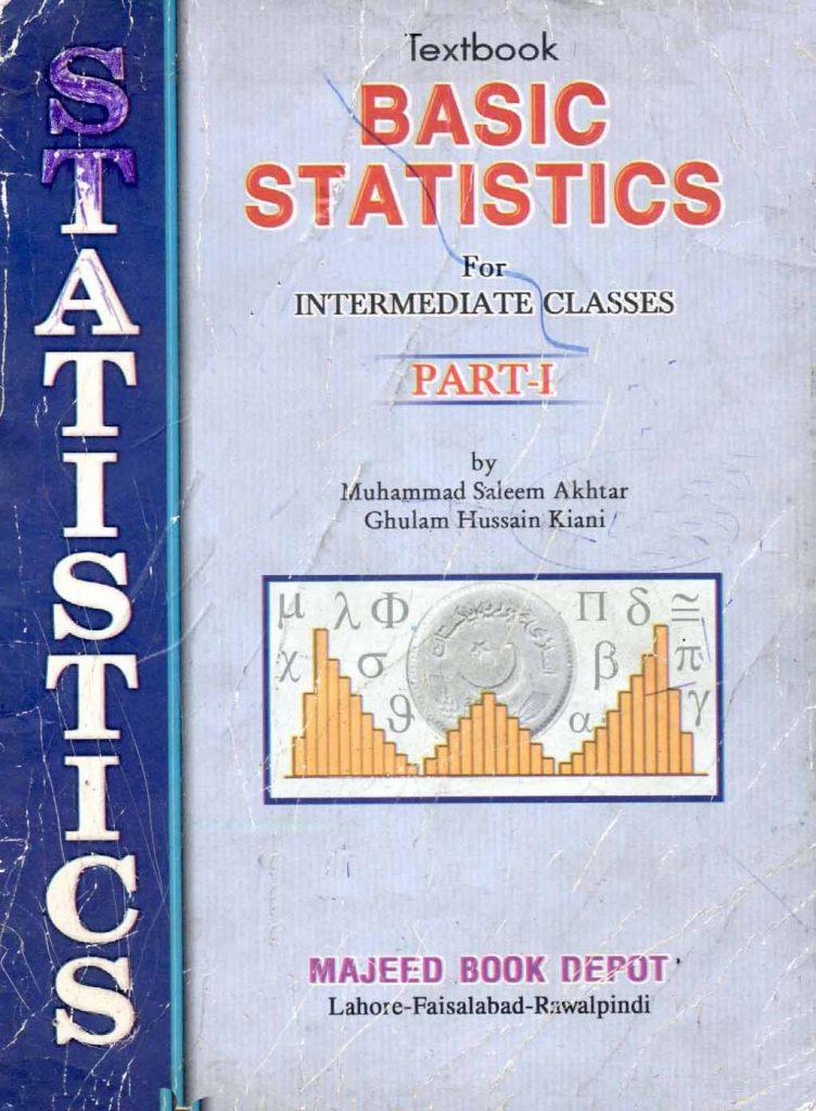 Intermediate 11th Class Basic Statistics Notes