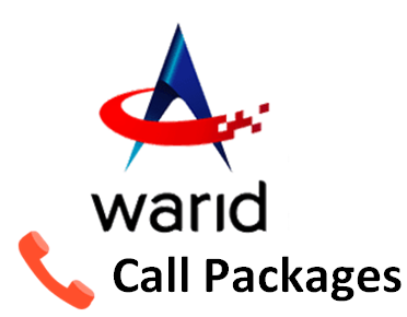 Warid Call Packages of Daily, Weekly, Monthly Prepaid & Postpaid