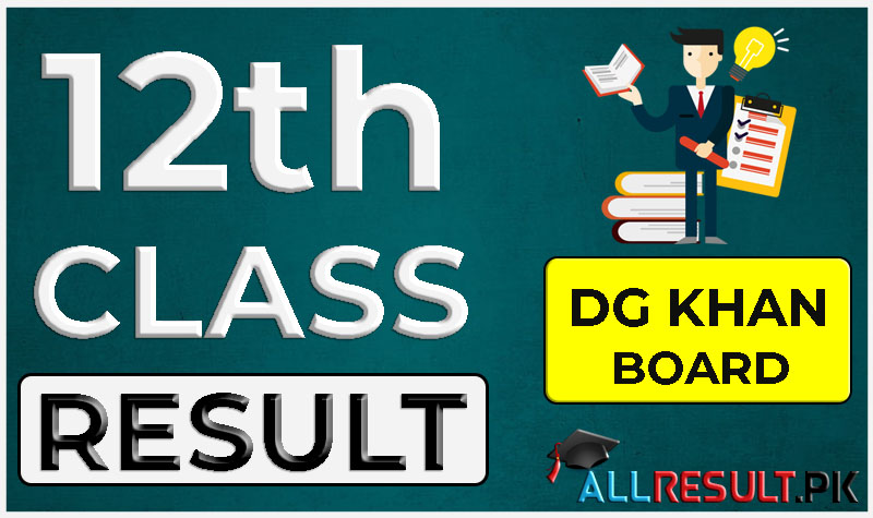 2nd Year Result 2020 DG Khan Board check online
