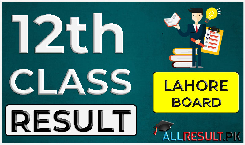 2nd Year Result Lahore Board check online