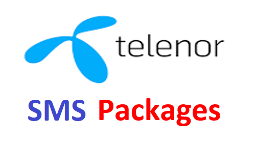 Telenor SMS Packages Updated