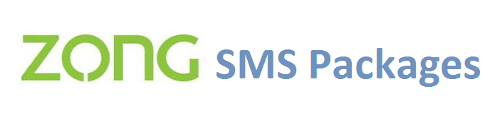 Zong SMS Packages Weekly, Daily & Monthly Updated September 2020