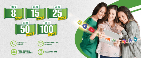 PTCL DSL Broadband Packages